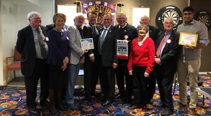 Ryde Lions chalk up 61 years community service