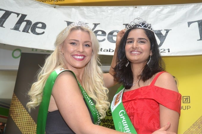 Meet & Greet Our new TWT Festival Queen at Saturday's Granny Smith Festival