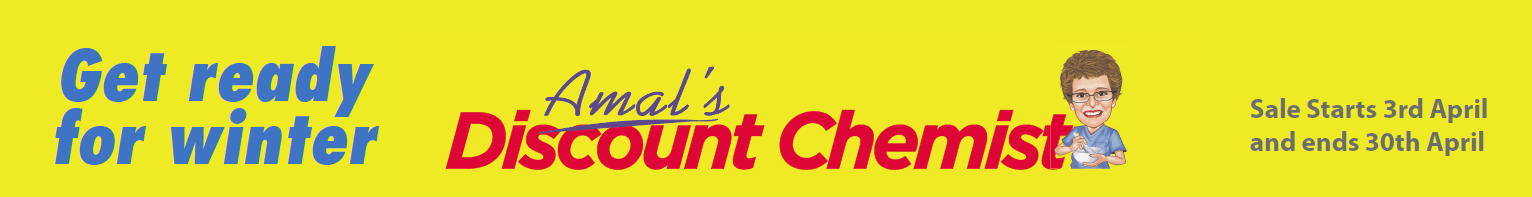 Amal's Discount Chemist April 2019 Catalogue – as seen in The Weekly Times